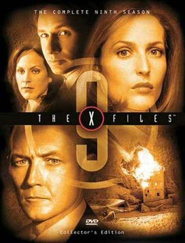 Z Archiwum X / The X Files (2001) [Sezon 9] PL.WEBRip.480p.XviD.AC3.LTN / Lektor PL