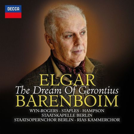 Daniel Barenboim - Elgar: The Dream of Gerontius (2017) [FLAC]