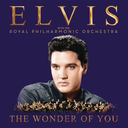 Elvis Presley with the Royal Philharmonic Orchestra – The Wonder Of You (2016) [24bit Hi-Res][FLAC]