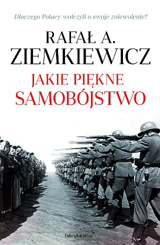 Rafał A. Ziemkiewicz- Jakie piękne samobójstwo [AudioBook PL]