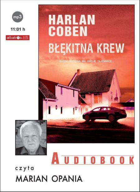 Harlan Coben - Błękitna krew [AudioBook PL]