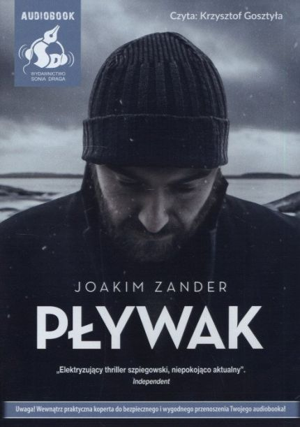Joakim Zander - Pływak [AudioBook PL]
