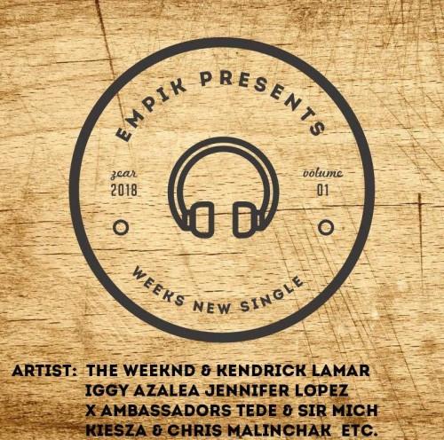 VA - Empik Presents Week New Single Vol.1 (2018)