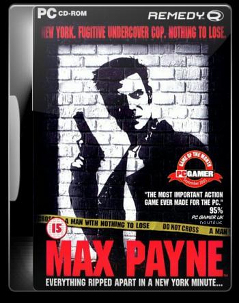 Max Payne (2001) MULTi9-ElAmigos + Widescreen Patch + Poradnik / Polska Wersja Językowa