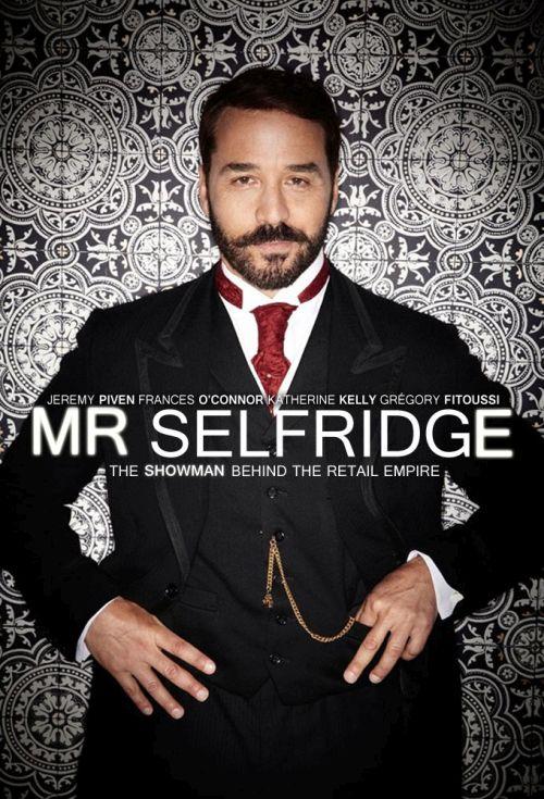 Pan Selfridge / Mr. Selfridge (2014) {Sezon 2} PL.480p.BRRip.XviD-J / Lektor PL