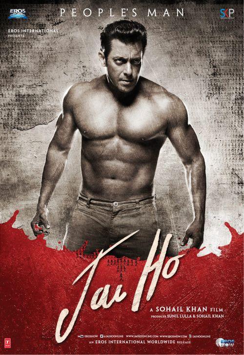 Niech żyją Indie / Jai Ho (2014) PL.480p.BRRip.XviD-J / Lektor PL