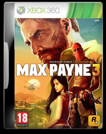 Max Payne 3 (2012) XBOX360-iMARS + Spolszczenie / Polska Wersja Językowa
