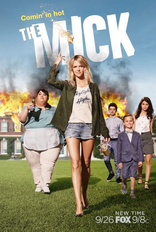Cioteczka Mick / The Mick (2017) {Sezon 2} PL.480p.AMZN.WEB-DL.XviD-J / Lektor PL