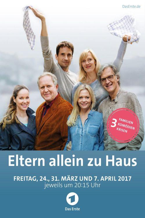 Rodzice sami w domu: Państwo Schröder / Eltern allein zu Haus: Die Schröders (2017) PL.480p.HDTV.XviD-J / Lektor PL