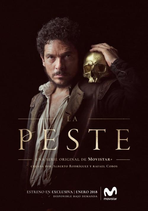 Zaraza / La peste (2018) {Sezon 1}  PL.S01.480p.BRRip.XviD-J / Lektor PL