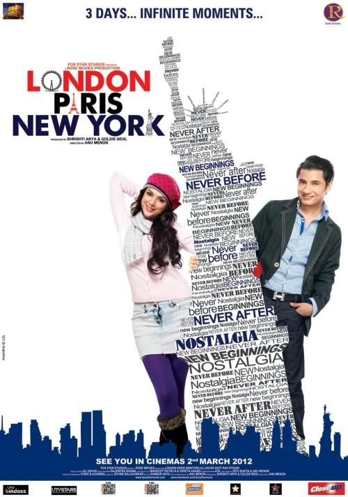Londyn, Paryż, Nowy Jork / London Paris New York (2012) PL.480p.WEBRip.XviD-J / Lektor PL