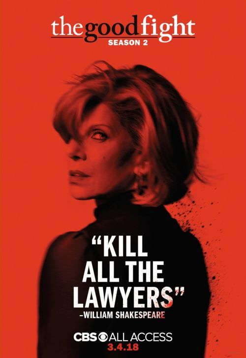 Sprawa idealna / The Good Fight (2018) {Sezon 2} PL.720p.WEB.H264-J / Lektor PL