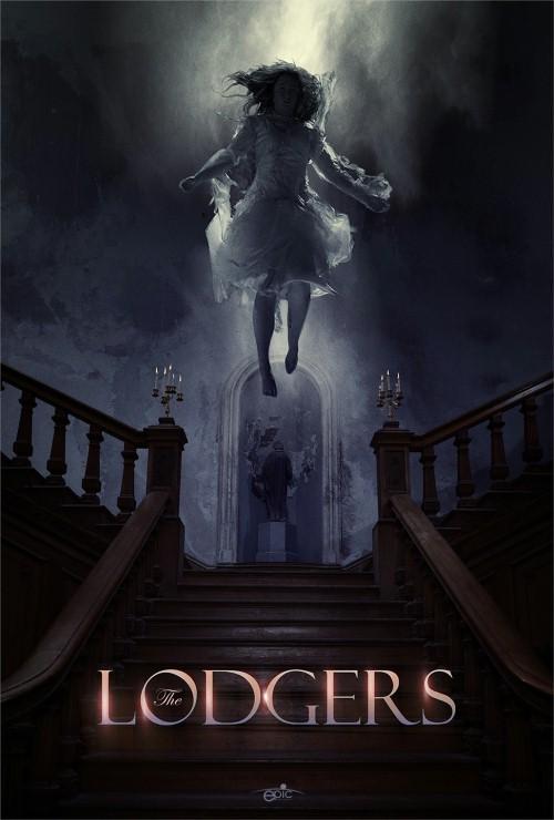 The Lodgers. Przeklęci / The Lodgers (2017)  PLSUBBED.WEB-DL.XviD-KLiO / Napisy PL