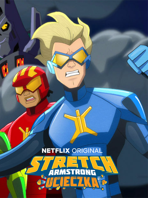 Stretch Armstrong: Ucieczka / Stretch Armstrong: The Breakout (2018)