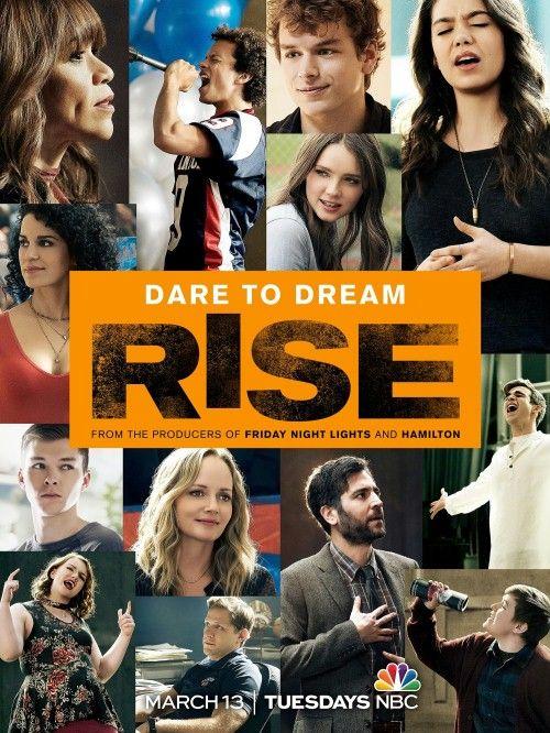 Podnieś głos / Rise (2018) {Sezon 1} PL.720p.AMZN.WEB-DL.H.264-J / Lektor PL