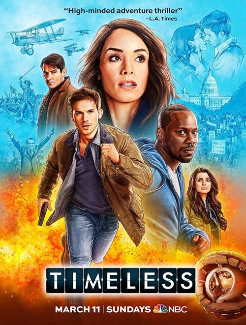 Timeless (2018) {Sezon 2} PL.720p.AMZN.WEB-DL.DD5.1.H.264-J / Lektor PL