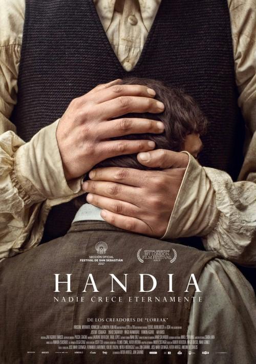 Olbrzym / Handia / The Giant (2017) PL.IVO.BDRip.XviD-SP [Lektor PL-IVO]
