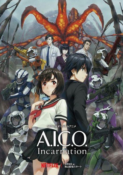 AICO / A.I.C.O.: Incarnation (2018) {Sezon 1} SUBPL.720p.WEB.x264-STRiFE / Napisy PL
