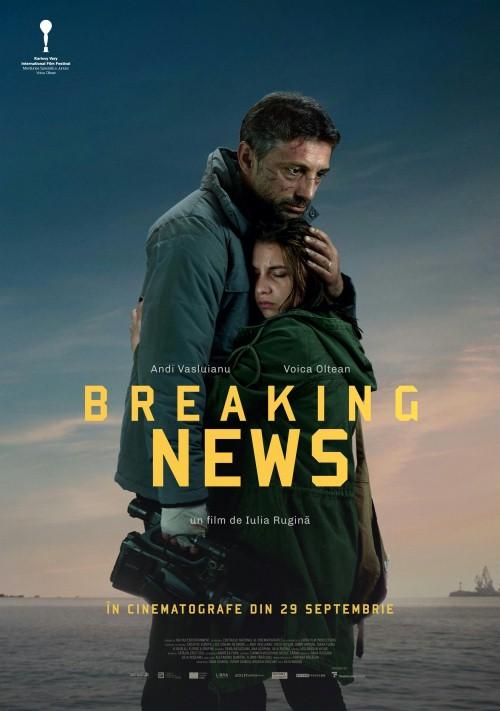 Z ostatniej chwili / Breaking News (2017)  PL.480p.HDTV.Xvid-J / Lektor PL