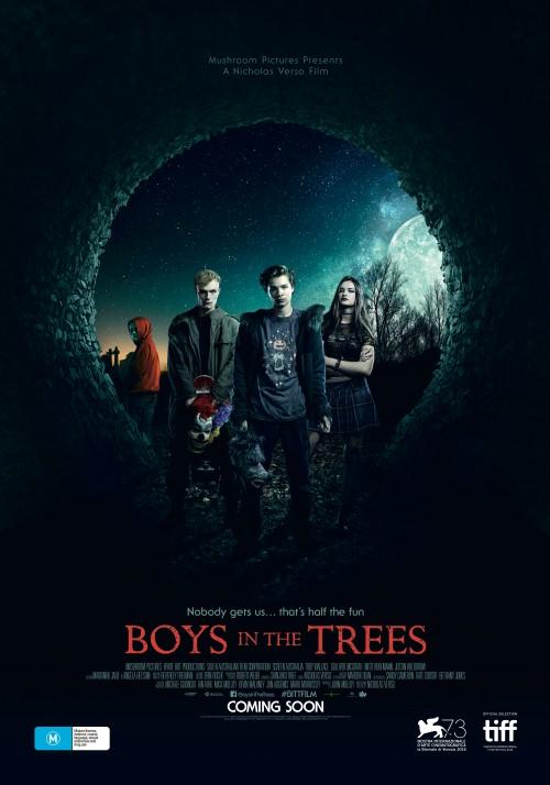 Boys in the Trees (2016) PL.SUBBED.480p.BRRip.XViD.AC3-MORS / Napisy PL