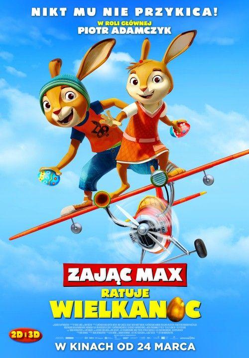 Zając Max ratuje Wielkanoc / Rabbit School Guardians.of the Golden Egg (2017) PLDUB.BDRiP.XViD-K12 / Dubbing PL