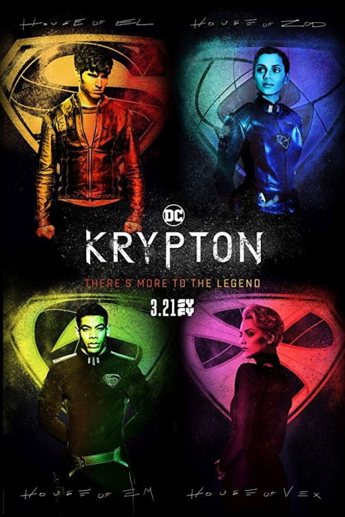 Krypton (2018) {Sezon 1} PL.720p.AMZN.WEB-DL.H264-J / Lektor PL
