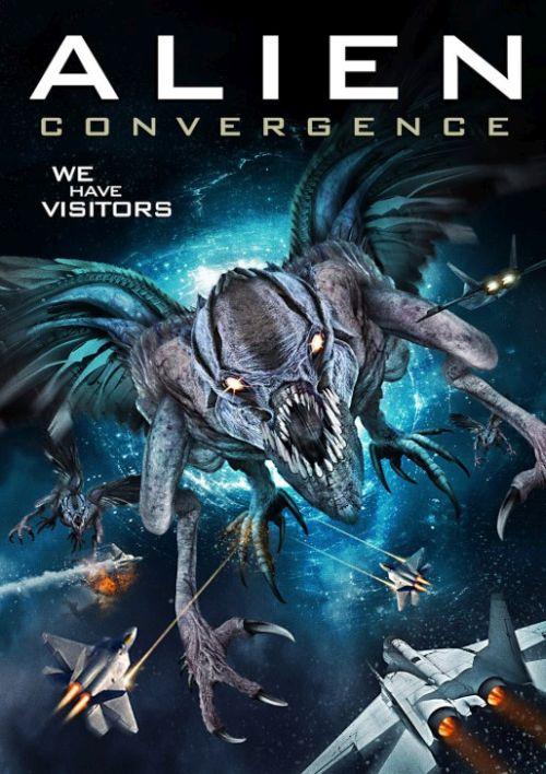 Obcy w natarciu / Alien Convergence (2017)  PL.720p.BluRay.x264-J / Lektor PL