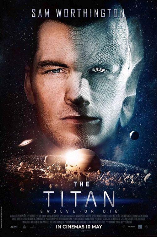 The Titan (2018)  PL.NF.WEB-DL.Xvid-K83 / Lektor PL