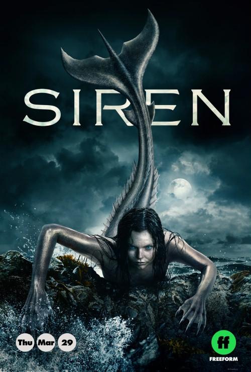 Syrena / Siren (2018) {Sezon 1} PL.720p.WEB.x264-J / Lektor PL