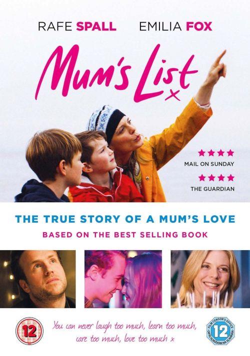 Testament mamy / Mum's List (2016)  PL.HDRip.Xvid-J / Lektor PL