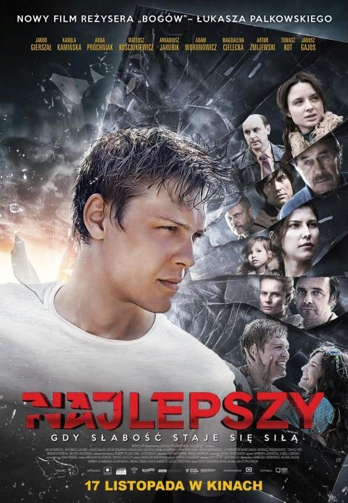 Najlepszy (2017) PL.BDRiP.XVID-K12 / Film Polski