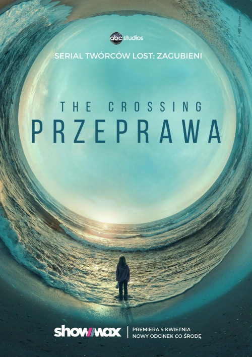 Przeprawa / The Crossing (2018) {Sezon 1} PL.480p.AMZN.WEBRip|WEB-DL.XviD-J / Lektor PL