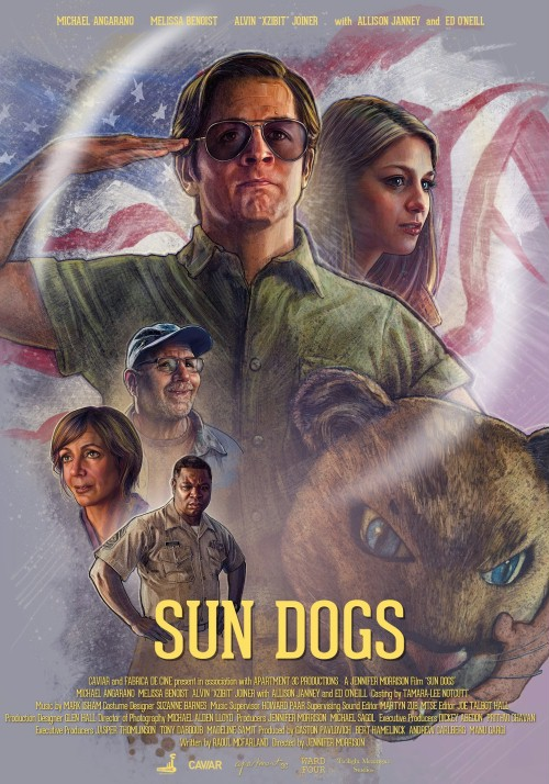 Sun Dogs (2017) PL.IVO.WEB-DL.XviD-SP [Lektor PL-IVO]