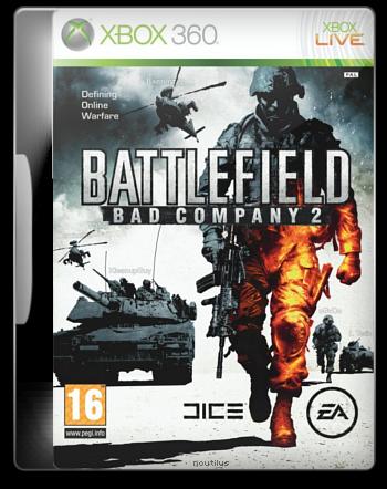 Battlefield: Bad Company 2 (2010) PAL.XBOX360-Allstars / Polska Wersja Językowa