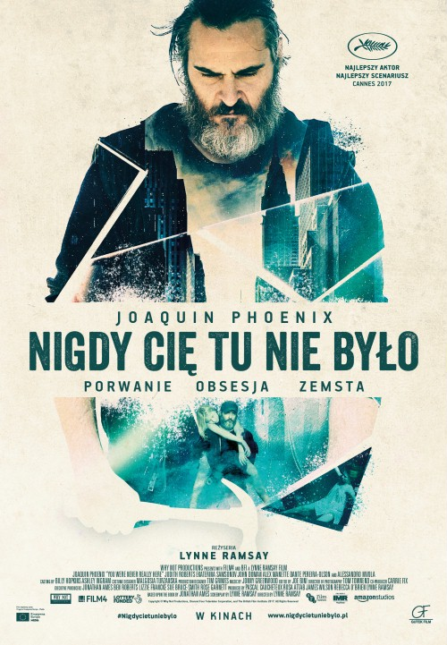 Nigdy cię tu nie było / You Were Never Really Here (2017) PL.480p.BRRip.AC3.Xvid-MR / Lektor PL