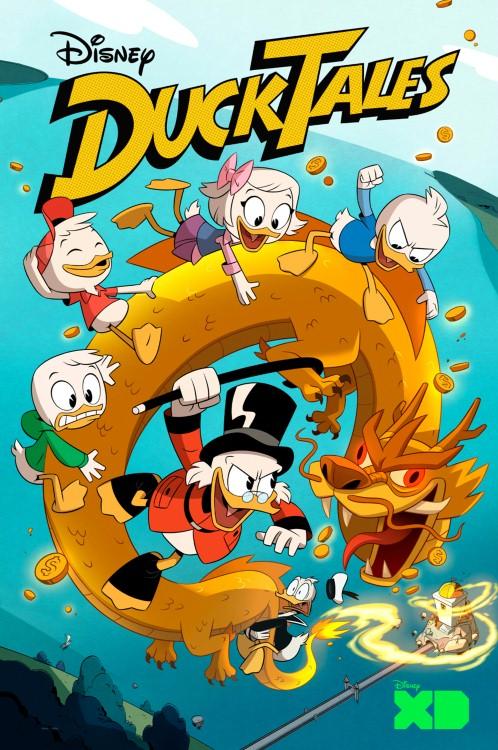 Kacze opowieści / DuckTales (2018) {Sezon 2} {Kompletny Sezon} PLDUB.1080p.AMZN.WEB-DL.H.264-J / Dubbing PL