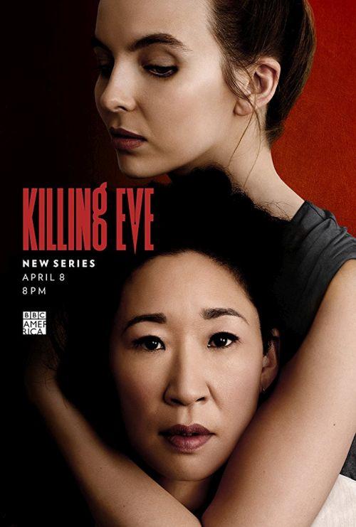 Obsesja Eve / Killing Eve (2018) {Sezon 1} PL.720p.WEBRip.x264-J / Lektor PL