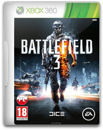 Battlefield 3 (2011) RF.XBOX360-XPG / Polska Wersja Językowa