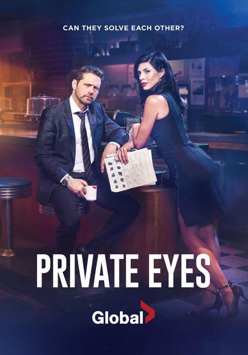 Śledczy do pary / Private Eyes (2017) {Sezon 2} PL.720p.HDTV.x264-J / Lektor PL