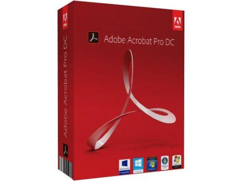 Adobe Acrobat Pro DC 2018.011.20058 Multilingual