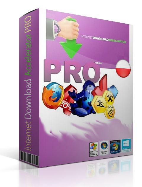 Internet Download Accelerator Pro 6.16.1.1597 Multilingual