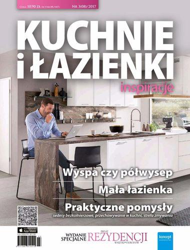 Kuchnie i Łazienki: Inspiracje - 3 / 2017