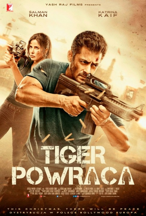 Tiger Powraca / Tiger Zinda Hai (2017) PL.IVO.720p.BRRip.XviD-SP [Lektor PL-IVO]