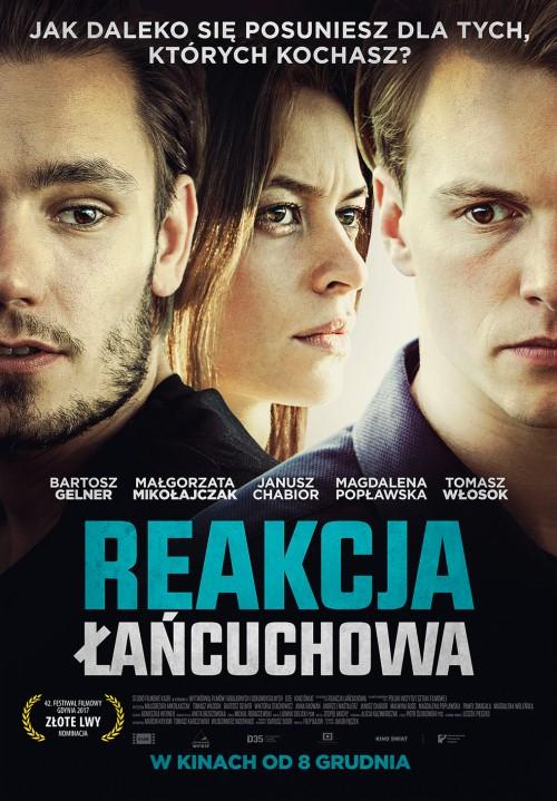 Reakcja łańcuchowa (2017) PL.WEB-DL.XviD-KiT / Film Polski