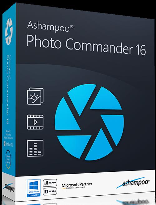 Ashampoo Photo Commander 16.0.3 Multilingual + Portable