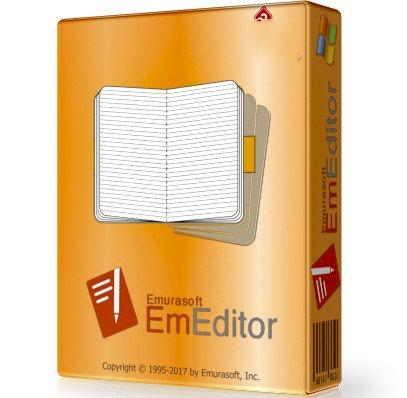 EmEditor Professional 17.6.0 Beta 1 Multilingual