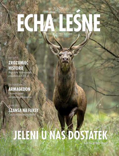Echa leśne - 3 / 2017