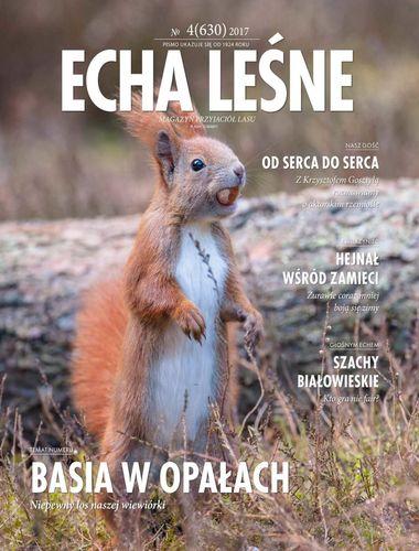 Echa leśne - 4 / 2017