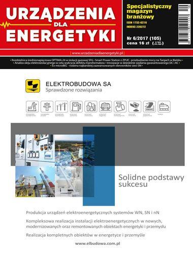 Urządzenia dla energetyki - 6 / 2017