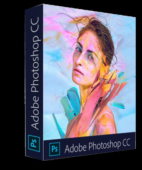 Adobe Photoshop CC 2019 v20.0.5.27259 Multilingual